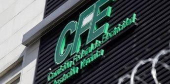 La CFE restablece el 96% del suministro eléctrico afectado por Cristobal en seis estados