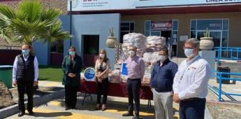 Entregan a DIF municipal 10 mil despensas para familias vulnerables