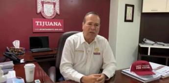 Arturo Gonzalez atiende a los tijuanenses a través de videoconferencia
