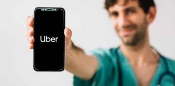 UBER dará viajes  gratuitos para el personal de salud en Tijuana