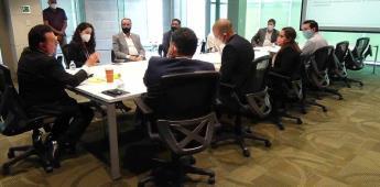 Fiscal General se reúne con directivos regionales de seguridad de OXXO