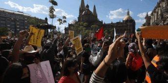 Alfaro reconoce detenciones ilegales en protestas por Giovanni