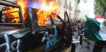 Detienen a tres policías por muerte de Giovanni López