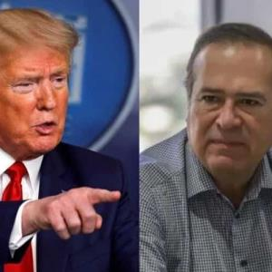 Trump asegura que Tijuana es el lugar más infectado; El alcalde, Arturo González responde