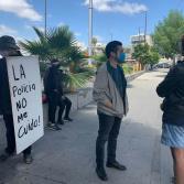 En Tijuana siguen las protestas en contra de las injusticias por parte de los policías