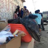 Sistema DIF apoya a las familias afectadas por incendio en la colonia Tijuana Progreso