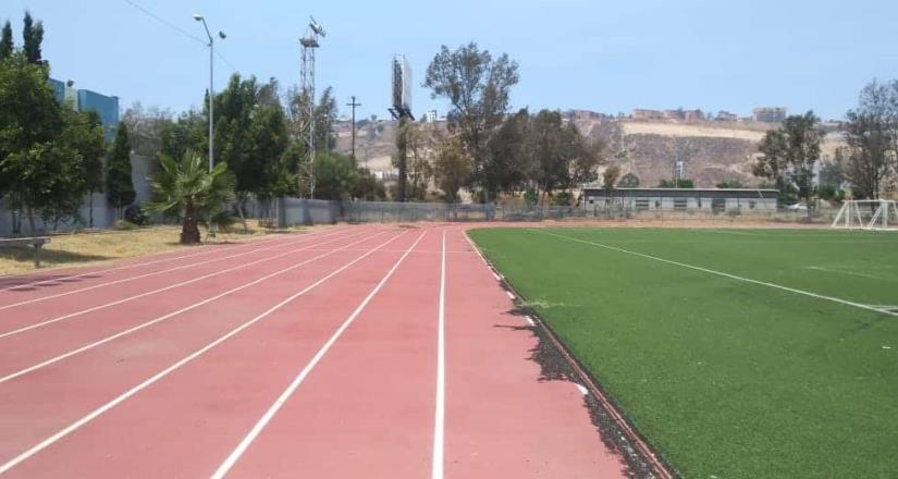 Reabren al público unidades deportivas CREA, Tijuana y Reforma a partir del viernes 12 de Junio