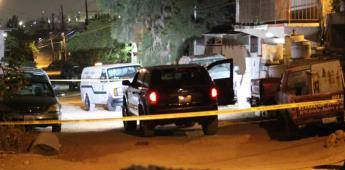 Asesinan a hombre a bordo de su camioneta