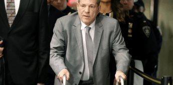 Se le detecta al productor Harvey Weinstein gangrena de Fournier