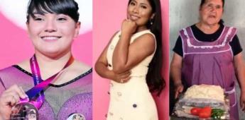Doña Ángela, Yalitza, Alexa Moreno entre las 100 más poderosas de México