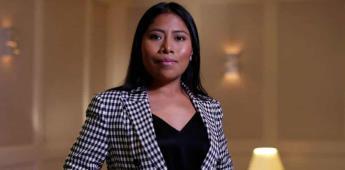 Yalitza Aparicio se encuentra en preparativos para su regreso a la pantalla grande