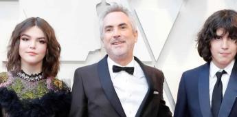 Alfonso Cuarón baila con su hija en TikTok