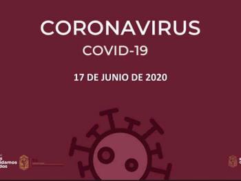 Gobierno en marcha brinda datos actualizados del coronavirus en Baja California