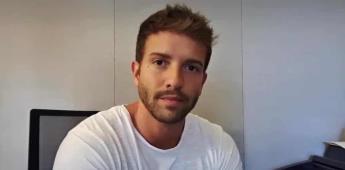 Estoy aquí para contaros que soy homosexual: Pablo Alborán