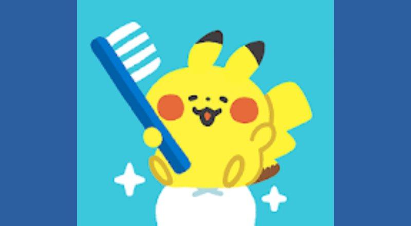 Pokémon Smile, la app para que los niños sepan lavarse los dientes