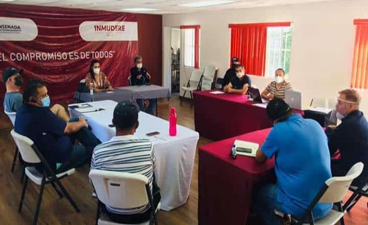Inmudere sostiene reunión con promotores deportivos