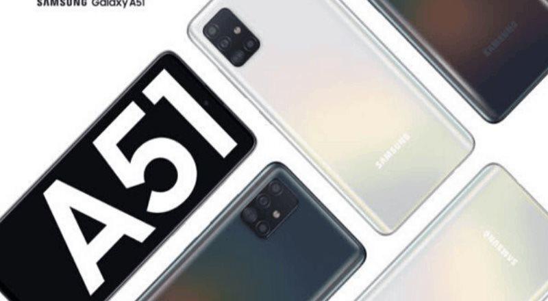 Galaxy A51, el smartphone Android más vendido del mundo
