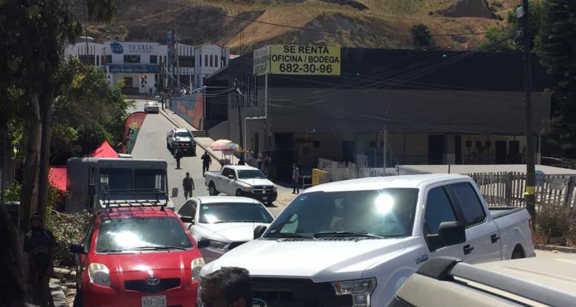 Sujeto ataca a policías ministeriales en colonia Chula Vista
