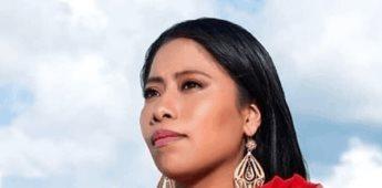 Soy prieta, prietita linda  y con la frente en alto :  Yalitza Aparicio
