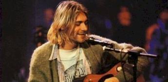 La guitarra de Kurt Cobain bate récords en subasta