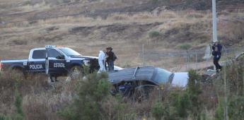 Atacan con arma larga a policías en carretera Tijuana-Tecate