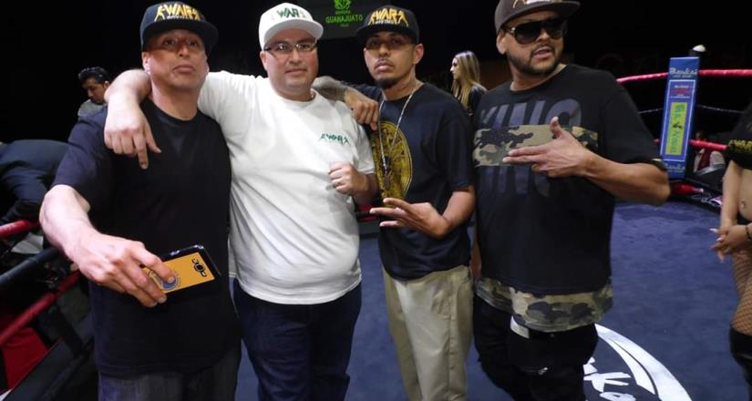 7 empresas tijuanenses harán boxeo en Rosarito