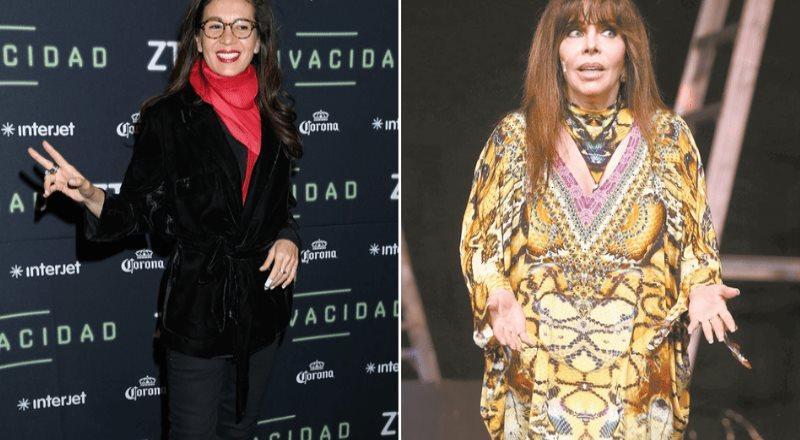 Yolanda Andrade revela que Cristian golpeó a Verónica Castro