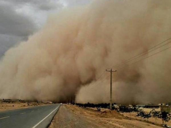 Hoy llega a México nube de polvo del Sahara