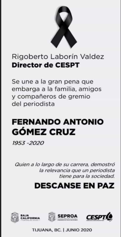 Fernando Antonio Gómez Cruz