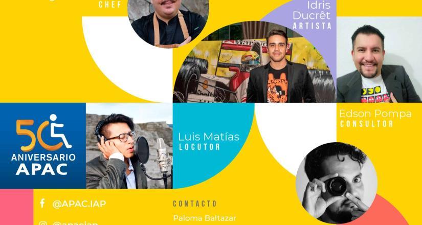 Lanza APAC clases online, para apoyar a 500 familias mexicanas con casos de Parálisis Cerebral