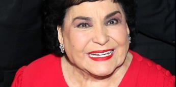 Carmen Salinas le responde a Patricia Navidad