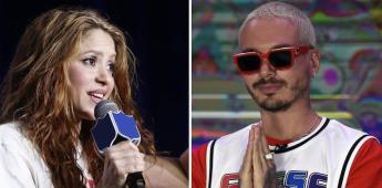 J Balvin se rió de Shakira en una entrevista y Maluma la defendió