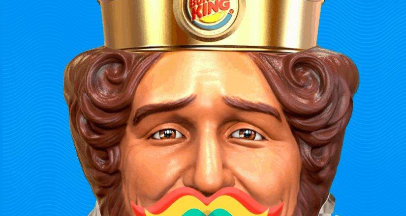 Burger King® y Rappi crean el combo #BurgerQueer para celebrar Pride
