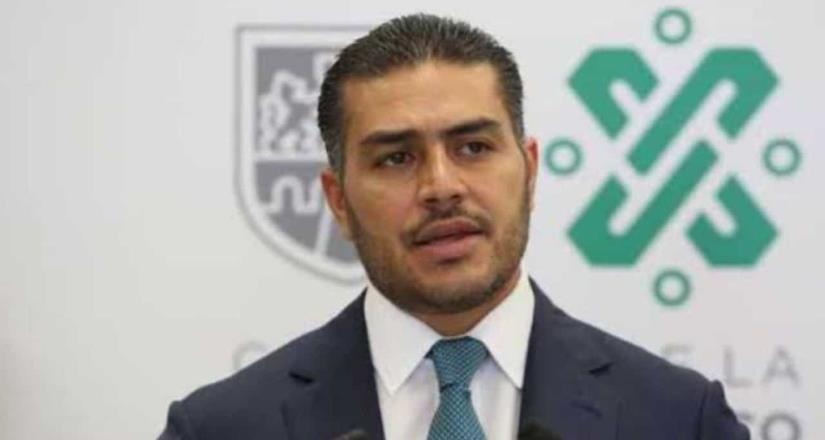 Atacan a secretario de Seguridad de CDMX