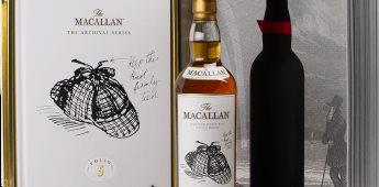"""Llega a México """"Folio No5"""", el quinto release de las 24 expresiones de The Archival Series de whisky"""