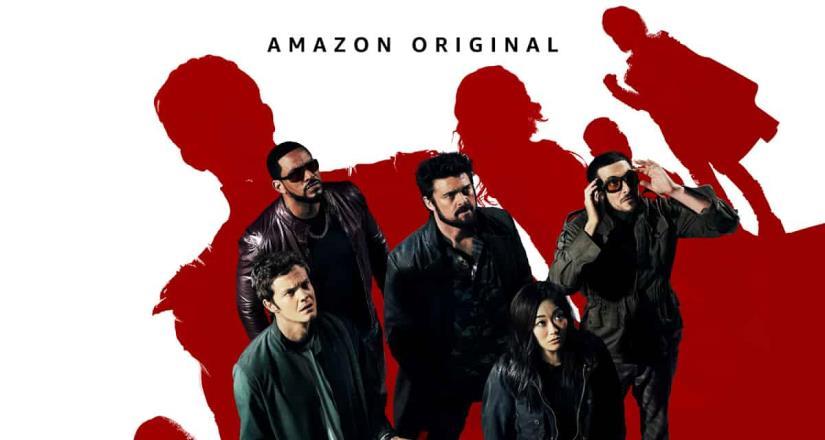 THE BOYS regresa el 4 de septiembre a Amazon Prime Video