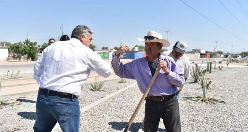 En Mexicali Recorre Obra Ruiz Uribe del Centro Recreativo Puebla