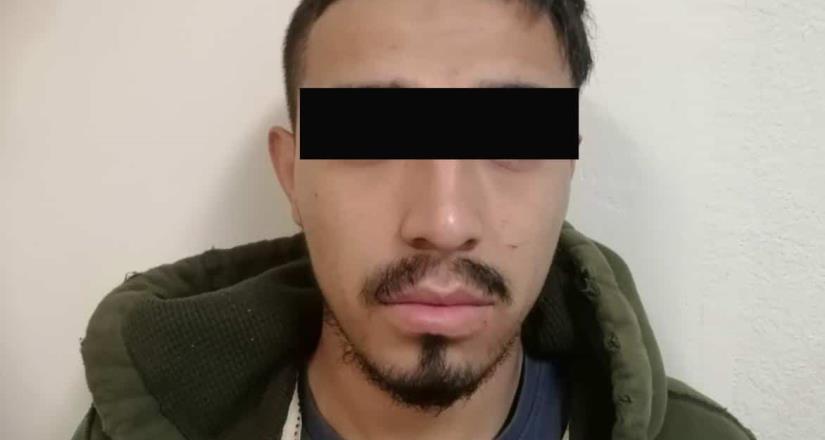 Capturan a fugitivo buscado por secuestro agravado