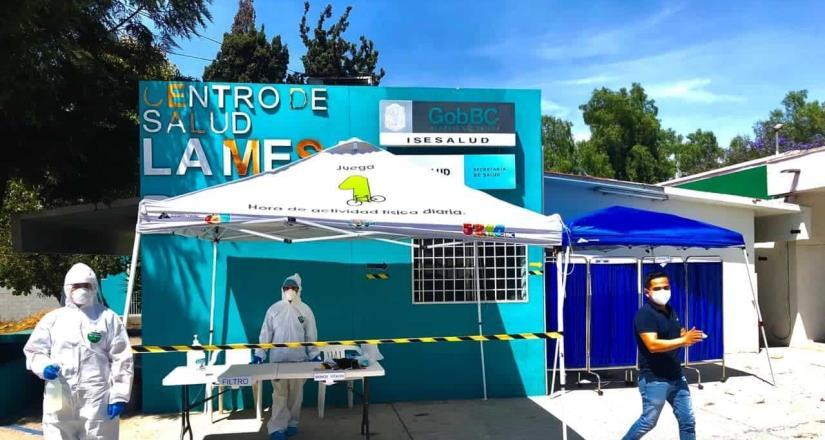 Atendidas 2,934 personas en las clínicas de fiebre de Tijuana, Tecate y Playas de Rosarito