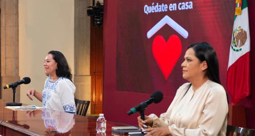 Con acciones en la Sierra Tarahumara, la Secretaría de Bienestar apoya a niñas y niños indígenas