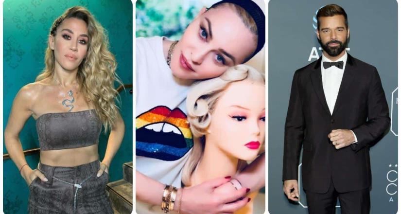 Ricky Martin, Madonna, entre otros celebran el Orgullo LGBTI en redes