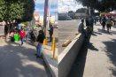 Ayuntamiento retira 820 puestos sobre ruedas, multa a 53 ambulantes