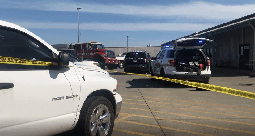 Muertos y heridos  ante tiroteo en centro de distribución Walmart en California