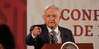 Ya pasó lo peor y ya se tocó fondo en la economía de México: AMLO