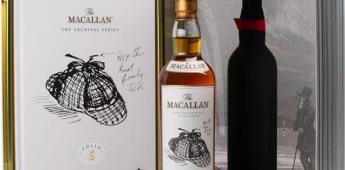 """Llega a México """"Folio Nº5"""", de The Archival Series del whisky The Macallan"""