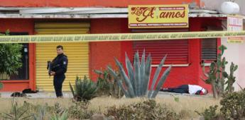 Ocurre ataque armado frente a tortillería en Los Álamos