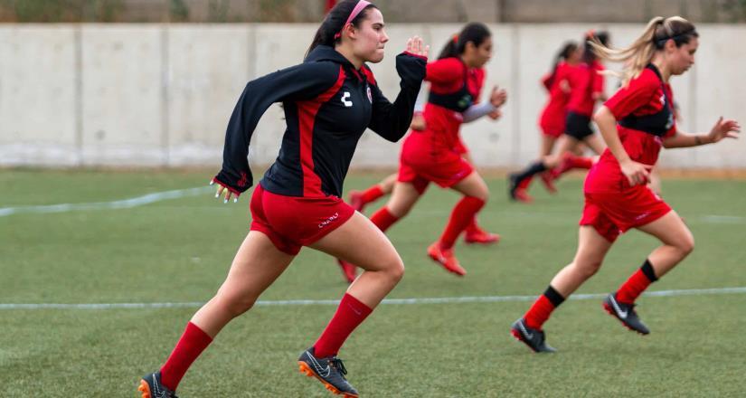 El club Tijuana Femenil se alista para arranque de campeonato