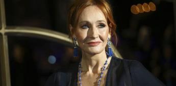 Librería retirará libros de J.K. Rowling por comentarios transfóbicos