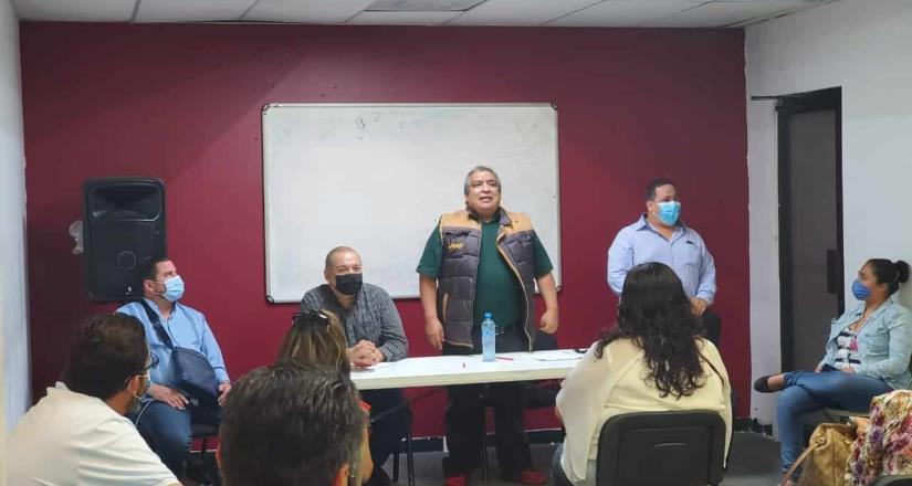 La militancia está fortalecida en Baja California: Machorro