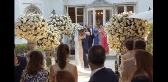 Se festejó boda en Nuevo León pese a las restricciones impuestas por la contingencia sanitaria